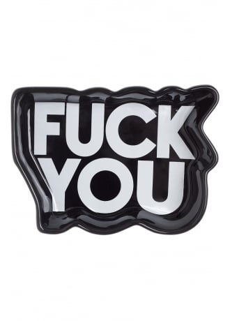 Sourpuss Clothing F*ck You Candy Dish