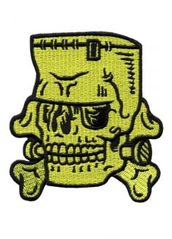 Monster Skull Patch