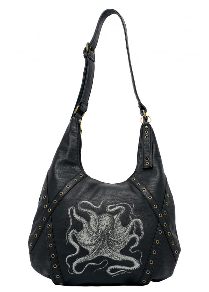 92d784f81685 Octopus Hobo Purse