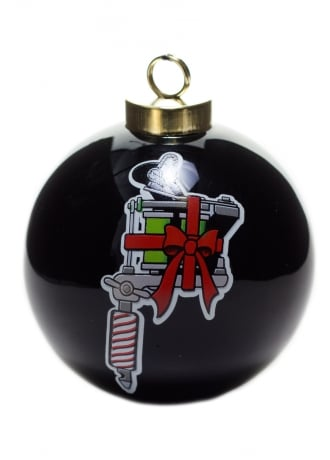 Sourpuss Clothing Tattoo Machine Bauble