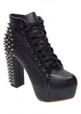 Spike Heel Platform
