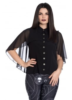 Draco Gothic Blouse