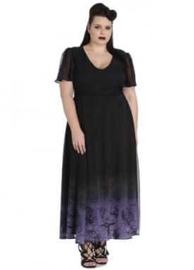 Evadine Maxi Plus Dress