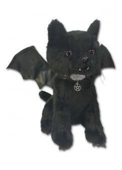 Bat Cat Soft Plush