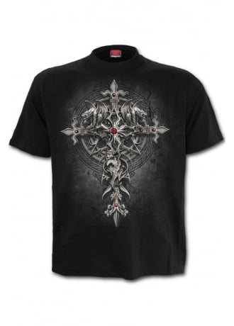Spiral Direct Custodian Gothic T-Shirt