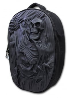 Death Re-Ripped Backpack