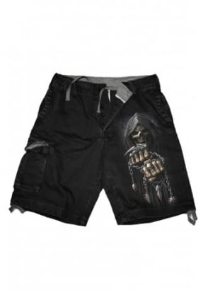Game Over Vintage Cargo Shorts