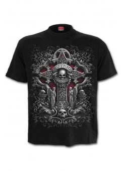 In Goth We Trust Gothic T-Shirt