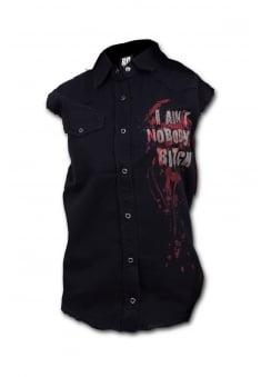 The Walking Dead Daryl Wings Worker Shirt