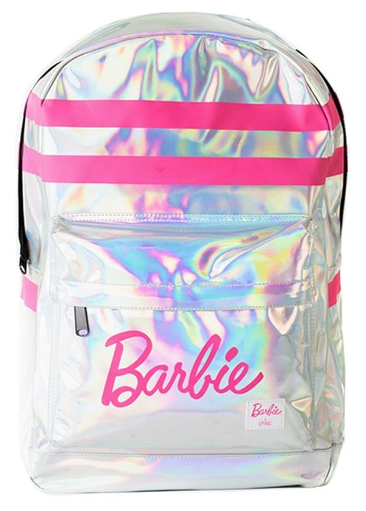 BARBIExSpiral Barbie Stripes OG Backpack   Attitude Clothing c07af68e5a