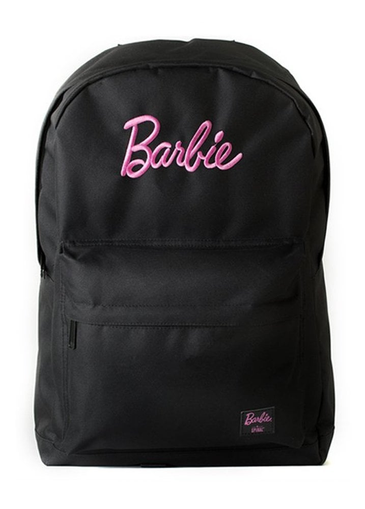 Spiral UK  BARBIExSpiral Classic Black OG Backpack   Attitude Clothing 13a68f2801