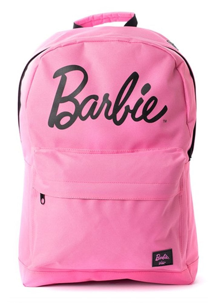Spiral UK  BARBIExSpiral Classic Pink OG Backpack   Attitude Clothing a2e2a58070