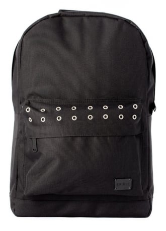 Spiral UK Black Eyelet OG Backpack