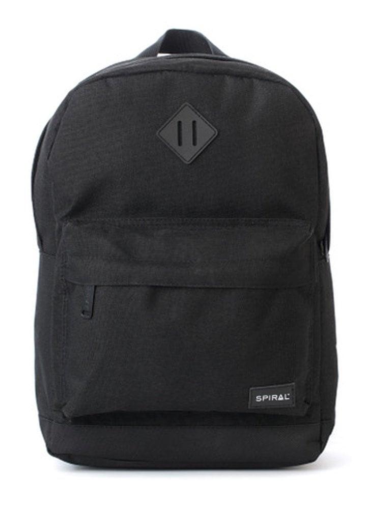 033c697e089d Spiral UK Classic Black Mini OG Backpack
