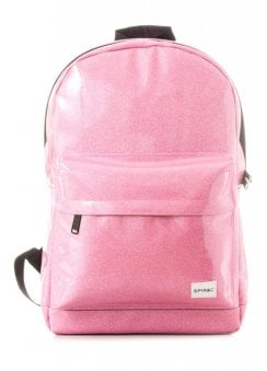 Glitter Jelly Pink OG Backpack