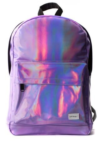 Spiral UK Purple Rave OG Backpack