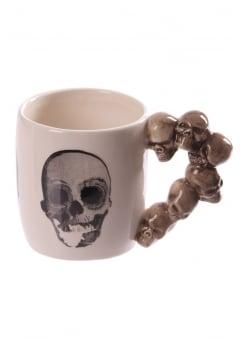 Stack of Skulls Mug