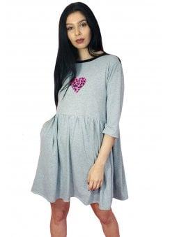 d6485d216c8 Wild Hearted Jersey Dress