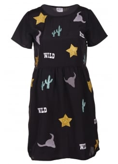 Wild West Glitter Dress