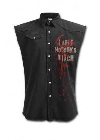 The Walking Dead  Daryl Wings Worker Shirt