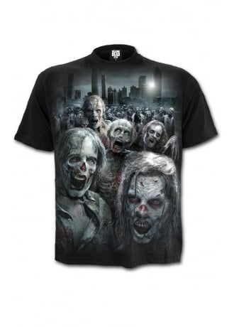 The Walking Dead  Zombie Horde T-Shirt