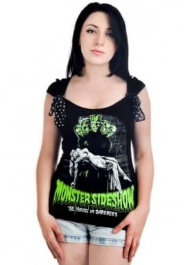 Monster Sideshow Shock T-Shirt