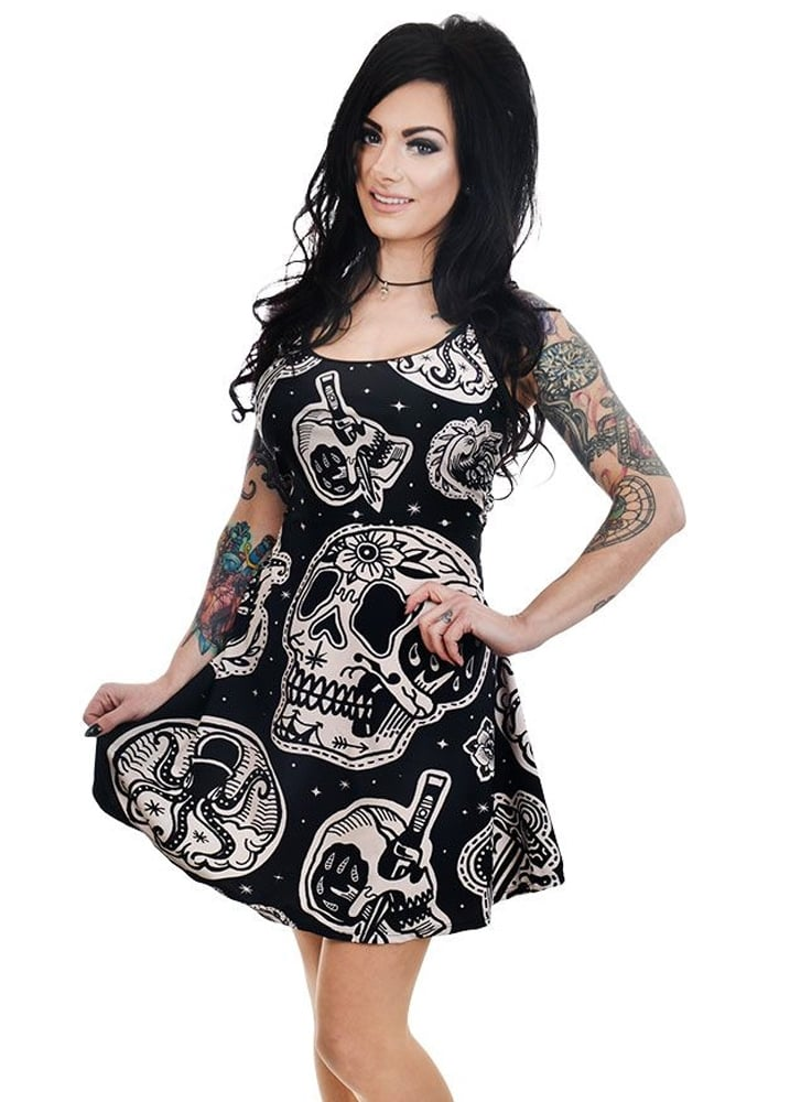 Tumblr rockabilly style dresses