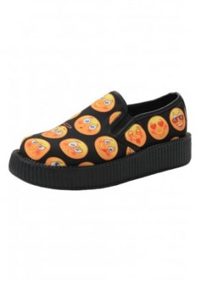Emoji Slip On Viva Lo Creeper
