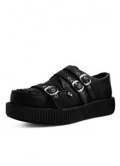 Triple Strap Viva Low Creeper