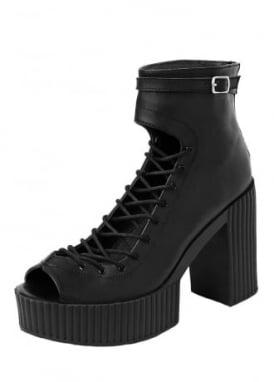 Yuni Gladiator Heeled Boot
