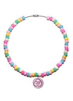 Fuck You Candy Choker