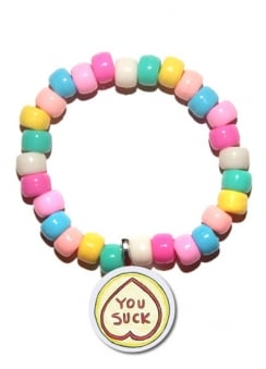 You Suck Candy Bracelet