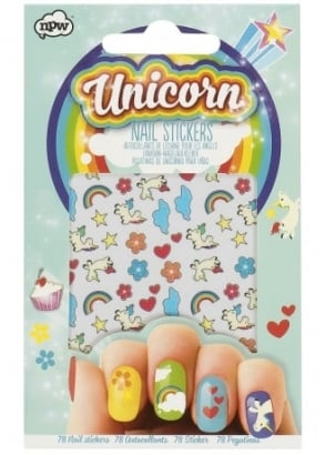 Unicorn Nail Stickers
