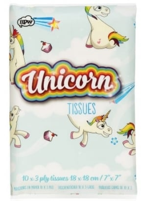 Unicorn Tissues