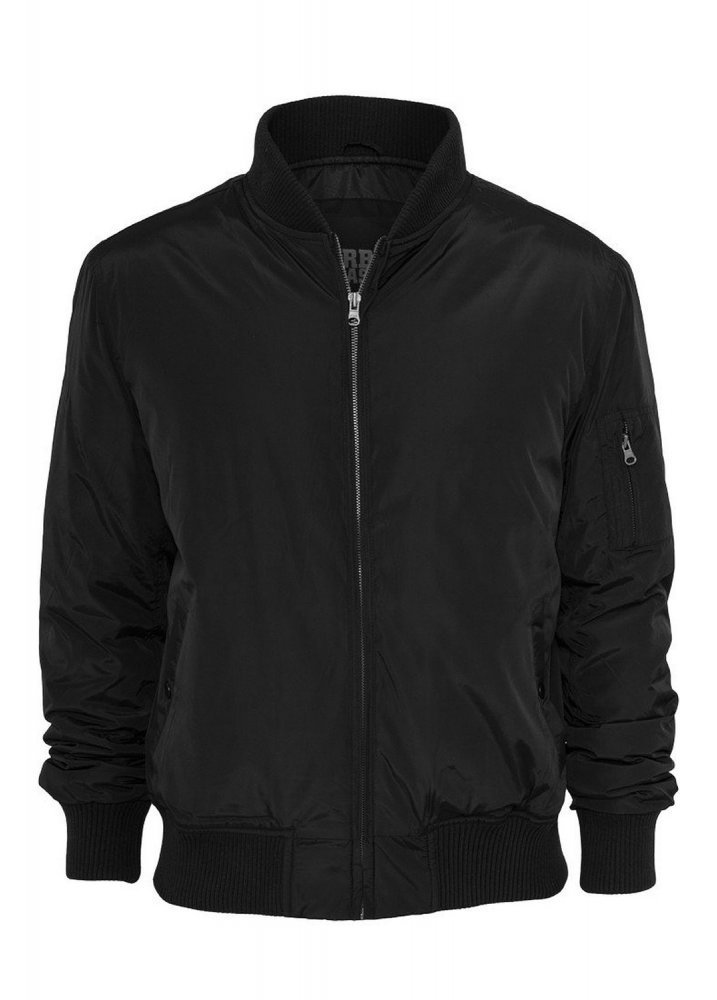 urban classics bomber jacket attitude clothing. Black Bedroom Furniture Sets. Home Design Ideas