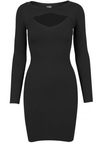 Urban Classics Cut Out Dress