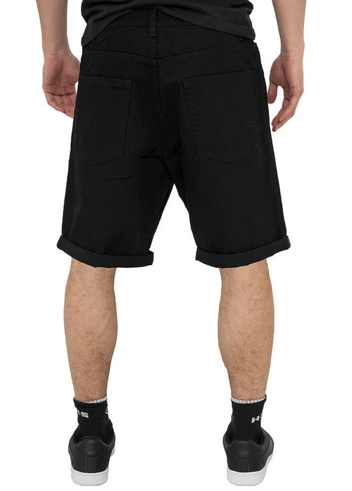 Urban Classics Fitted Denim Shorts | Attitude Clothing