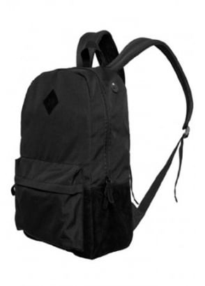 Imitation Suede Backpack