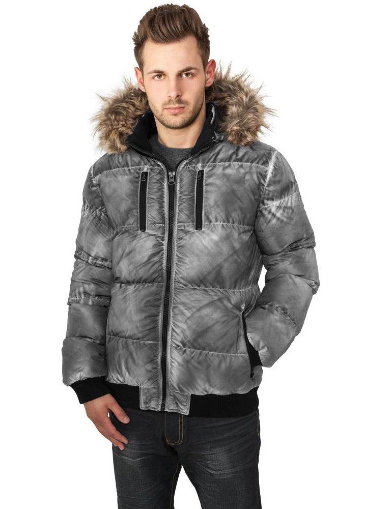 urban classics spray dye expedition jacket attitude clothing. Black Bedroom Furniture Sets. Home Design Ideas
