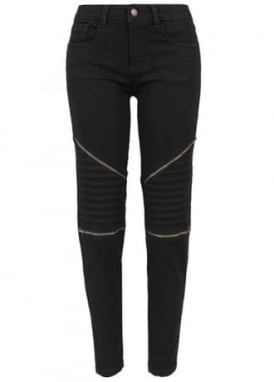 Stretch Biker Pants