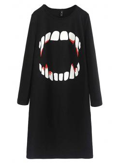 Vampire Pencil Dress