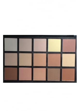 VE Cosmetics Moondust Contour Palette