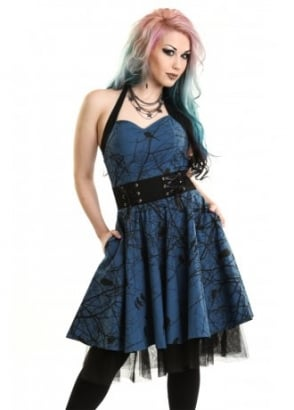 Dark Crow Dress