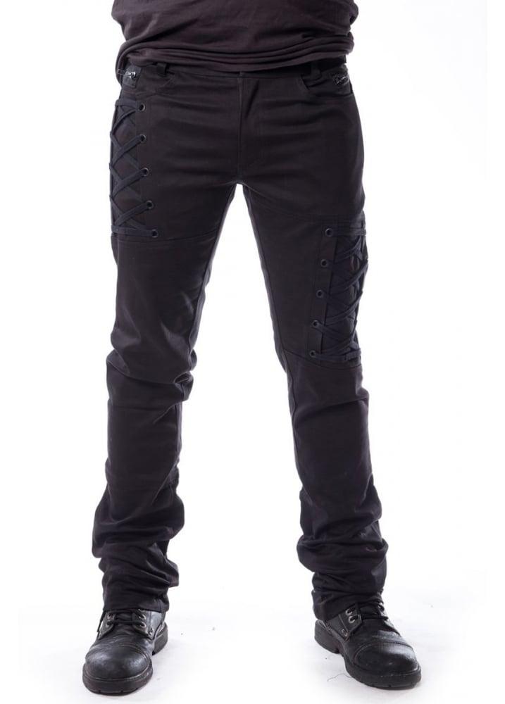 Jesse Pants Pantalones Negro Vixxsin DuejjQbH