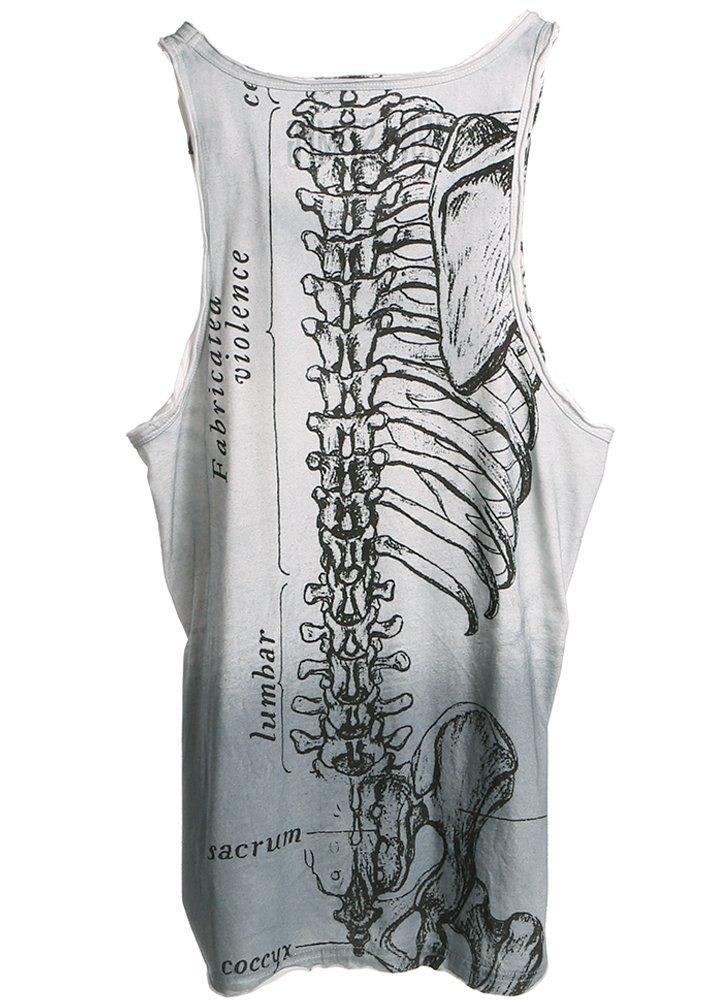 Iron Fist Wishbone Ombre Tank | Attitude Clothing