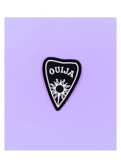 Ouija Planchette Iron-On Patch