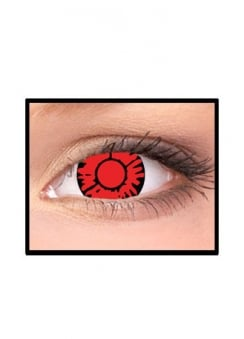 Blind Twilight Volturi Vampire Contact Lenses