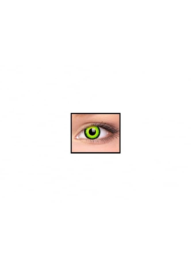 XtremeEyez Green Werewolf Contact Lenses | Attitude Clothing  XtremeEyez Gree...