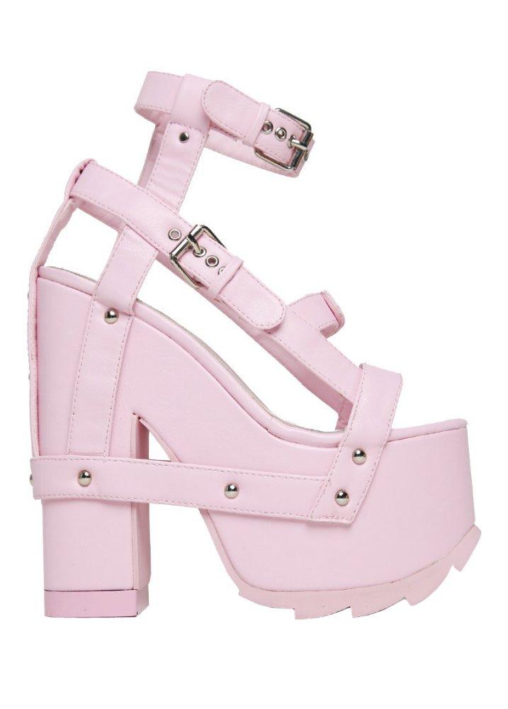 bd47bc1a828 Nightcall Pink Platform