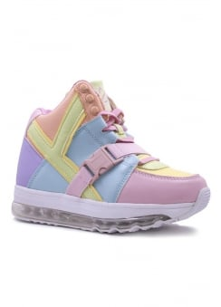 YRU | YRU Footwear | YRU Boots | YRU Platforms | Attitude